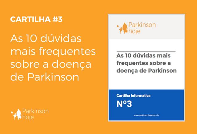 Cartilha Parkinson Hoje